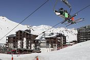 LOCATION - TIGNES - Le Rond Point des Pistes