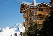 LOCATION - ARC 2000 - Chalet de l'Ours