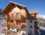 Christmas / New Year's Eve in PUY ST VINCENT - Accommodation + Ski Pass + Ski Rental