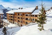 ACCOMMODATION + SKI PASS - ORCIERES - Le Pra Palier