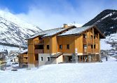 ACCOMMODATION + SKI PASS - TERMIGNON - Les Balcons de la Vanoise