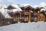 LOCATION - COURCHEVEL - Les Chalets du Forum
