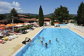 BORMES-LES-MIMOSAS - Pension Complète au Village Vacances La Manne