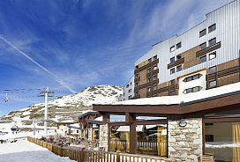 HOTEL-CLUB - VAL THORENS - MMV Les Arolles