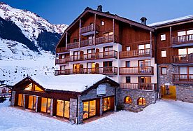 ACCOMMODATION + SKI PASS + SKI LESSONS - VAL CENIS - Les Valmonts