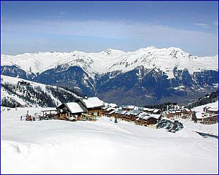 Plagne Village / Soleil