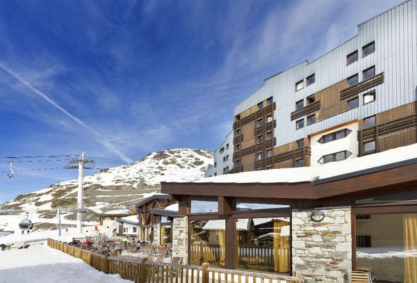 HOTEL-CLUB - VAL THORENS (All-Inclusive) - MMV Les Arolles