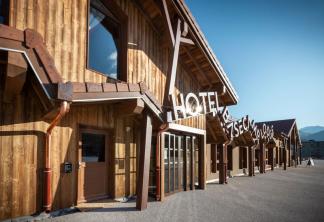 Hôtel Base Camp Lodge