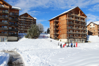 Appartements Les Chalets De Superd Eglantier