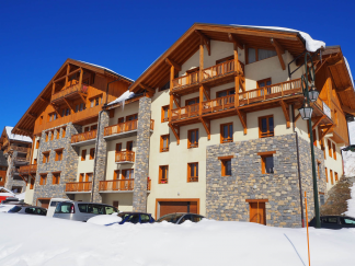 Appartements perce neige