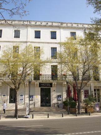 Résidence hôtelière Le Cheval Blanc