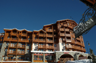 Village Montana **** - Val Thorens
