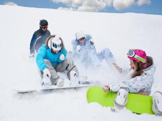SEJOUR SKI & SURF 8 Jours - Savoie - 12-17 ans - Pâques
