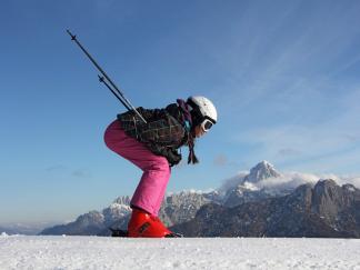 Ski sensations - Février / Haute-Savoie