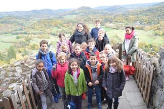 Ecole des Sorciers - Toussaint / Puy de Dôme