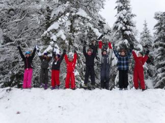 SEJOUR SKI & SNOW A HIRMENTAZ 7 jours - Haute Savoie - 6-14 ans - Février