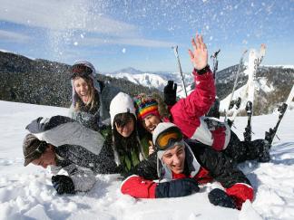 SEJOUR SKI, SURF AND FUN 7 Jours - Savoie - 13-17 ans - Noël