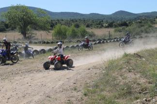 SEJOUR QUAD EN ARDECHE - 7 jours - Ardèche - 11-15 ans