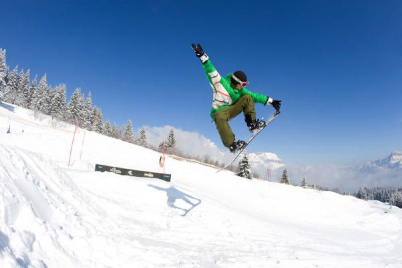 SEJOUR FREESTYLE 7 jours - Savoie - 12-17 ans - Février